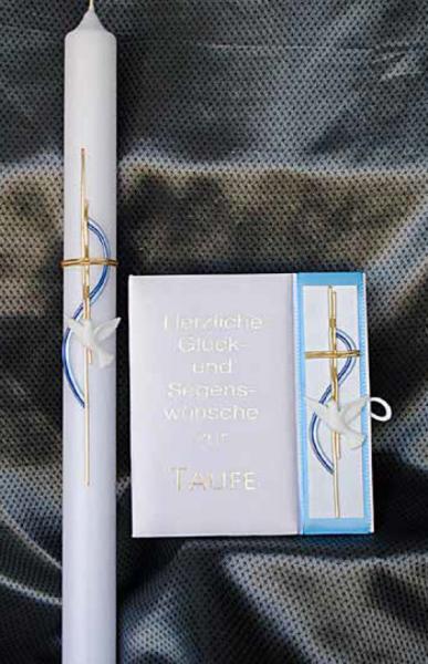 Tauf-Set Elegant Blau