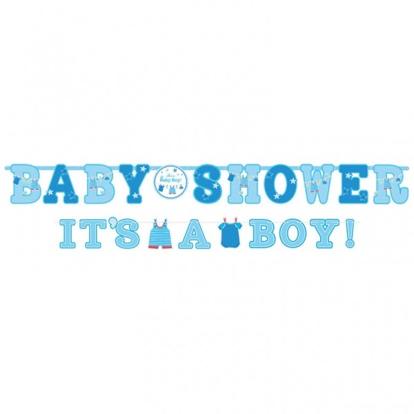 Banner-Set It's a Boy