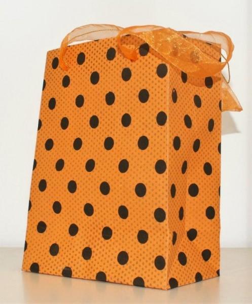 Geschenksackerl Orange