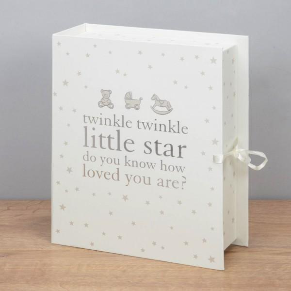 Erinnerungsbox Little Star