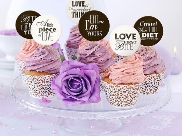 Cupcake Sticks Süße Versuchung