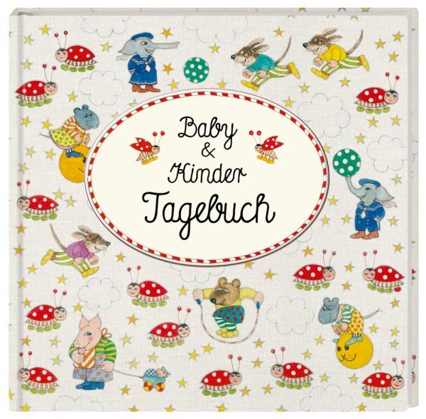 Baby- und Kindertagebuch