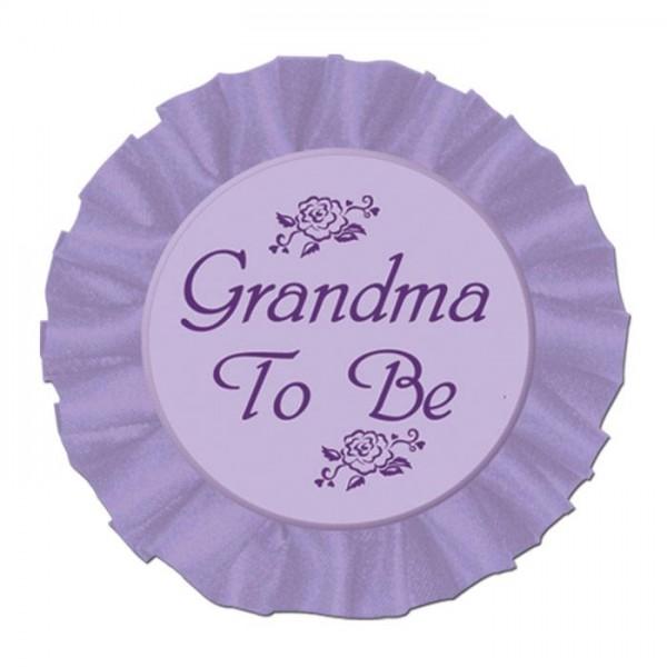 Button Grandma