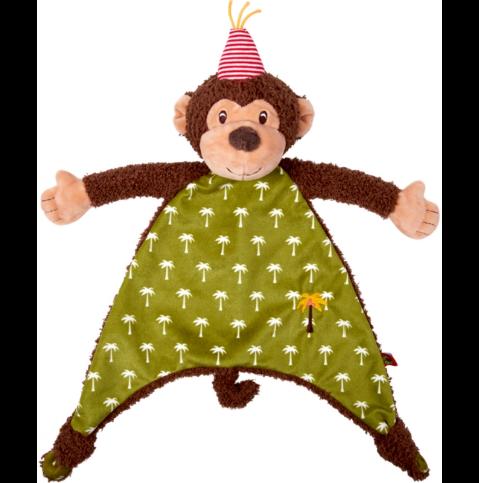 Schnuffeltuch Affe