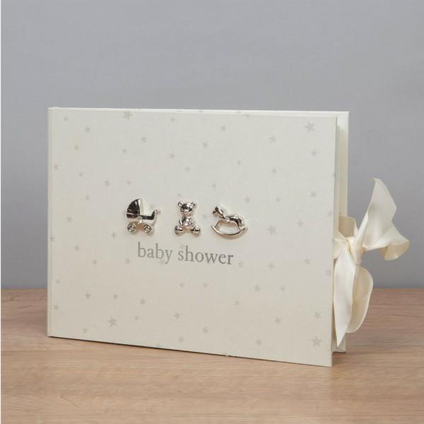 Gästebuch Babyshower