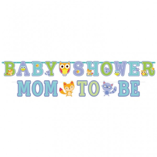 Banner-Set Mom To Be