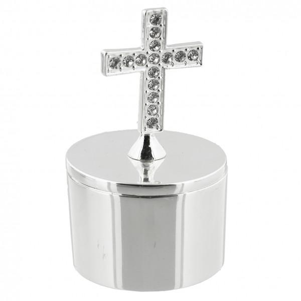 Schmuckdose Kreuz
