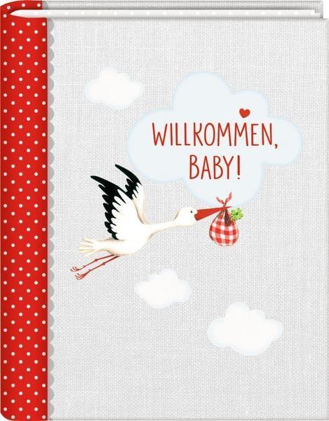 Fotoalbum Einsteckalbum Babyglück