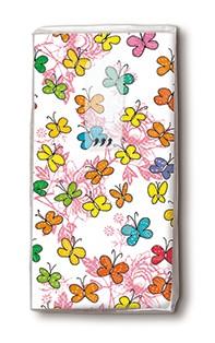 Taschentücher Butterflies