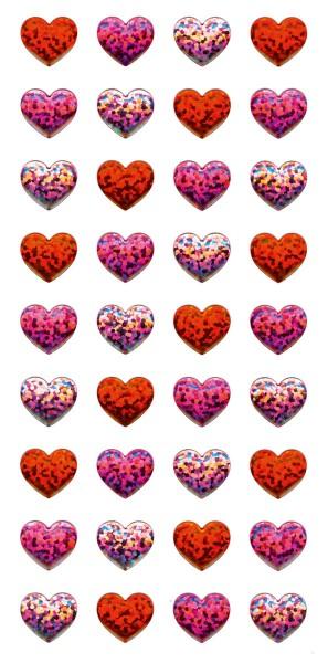 Sticker Hearts