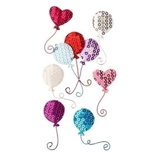 Sticker Luftballons