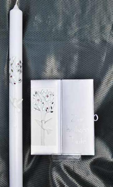 Tauf-Set Lebensbaum Rosa