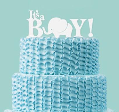 Tortendeko It's a boy