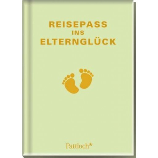 Buch Reisepass ins Elternglück