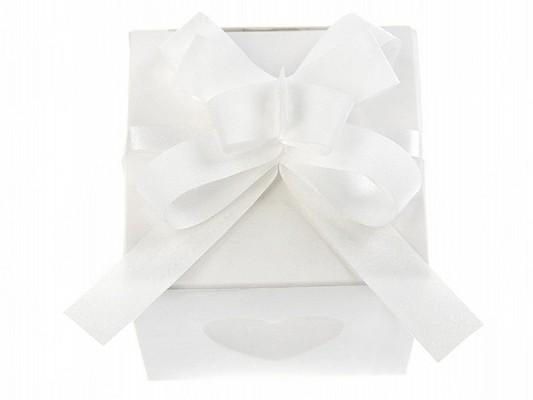 Papiermasche zum Ziehen - 1 cm Weiß