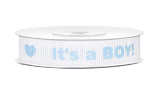 Geschenkband It´s a Boy