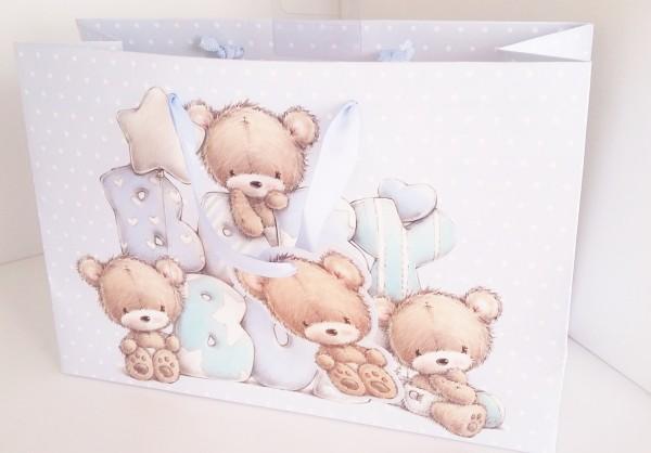 Geschenksackerl BABYBOY