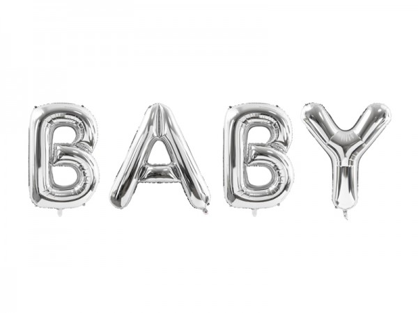 Folienballon Baby