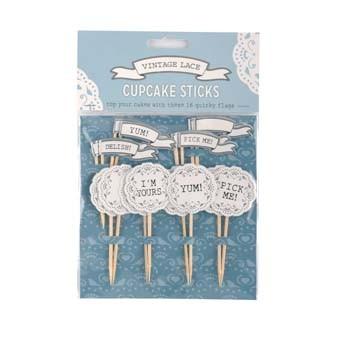 Cupcake Sticks