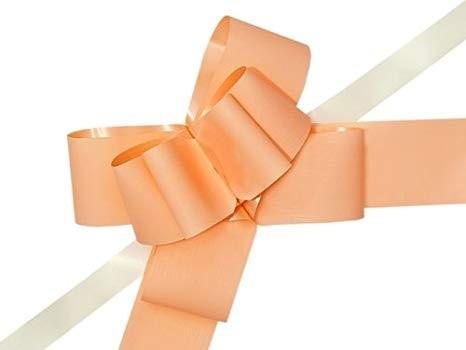 Papiermasche zum Ziehen - 5 cm Apricot