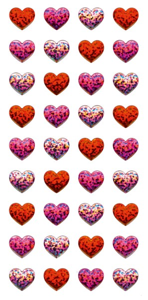 Sticker Hearts